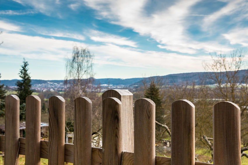 Wooden fence of a little garden and view down the valley Gardening White Clouds Wooden Fence Blue Sky Civilisation Civilization Cloud, Clouds, Fence, Garden, Gardening, Landscape, Nature, Schorndorf, Sky, Town, Village, White Cloud, White Clouds, Wooden Fence Clouds Fence Garden, Gardening, Landscape, Nature, Schorndorf, Sky, Town, Village, White Cloud, White Clouds, Wooden Fence Landscape, Nature, Schorndorf, Sky, Town, Village, White Cloud, White Clouds, Wooden Fence Nature, Schorndorf, Sky, Town, Village, White Cloud, White Clouds, Wooden Fence Sky Town Village White Clouds And Blue Sky
