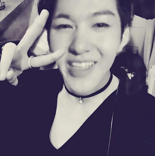 Looking At Camera Btob Changsub Minhyuk  MonstaX Kpop Edit Faceswap One Person Young Adult Selfie Smiling Portrait