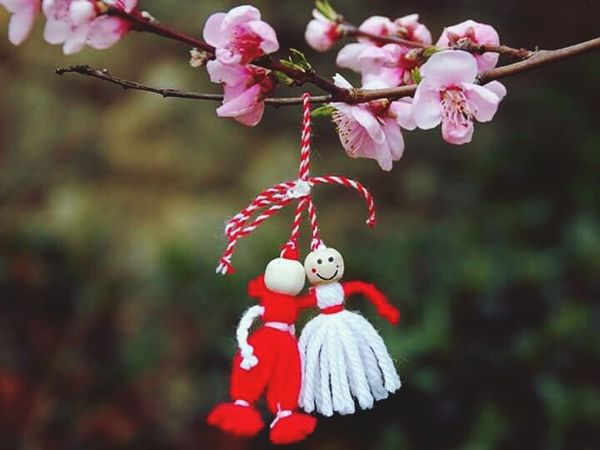 Republic Of Moldova Nature Tradition Martisor Symbol Of Spring