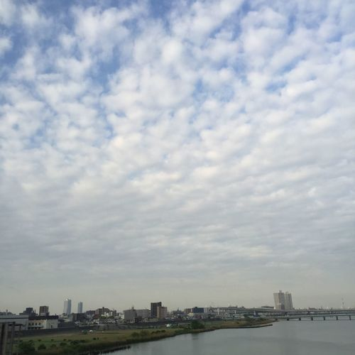 おはようございます Hello World OpenEdit Clouds And Sky River