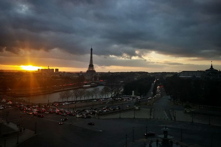 Parisview from