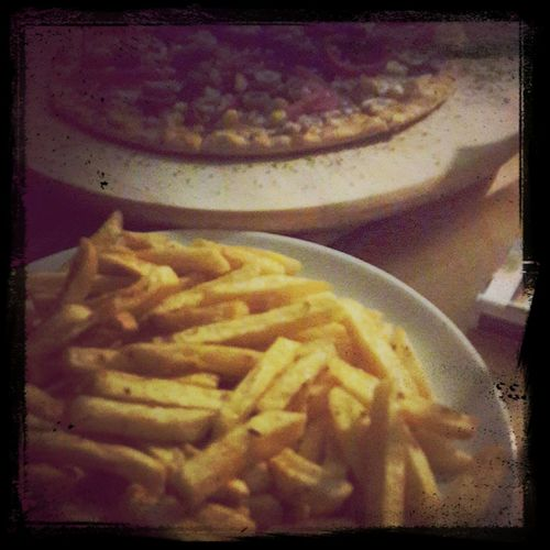 Pizzaa ?