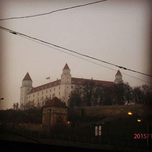 Bratislava Pozsony Trip Mik Castle