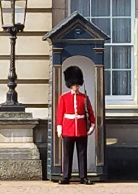 Standing House Building Exterior Full Length Red Front View One Person Built Structure Outdoors Adult Residential Building Only Men Full Frame LONDON❤ Buckingam Palace Guard Duty