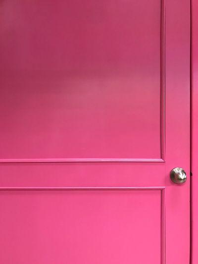 Full frame shot of closed door
