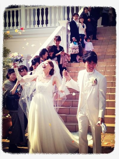 AMANE☆YUMENO HAPPY WEDDING!!!