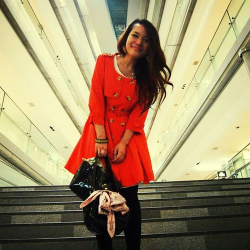Fashionnightsout 表参道〜OMOTESANDOU〜 My Outfit Today (: