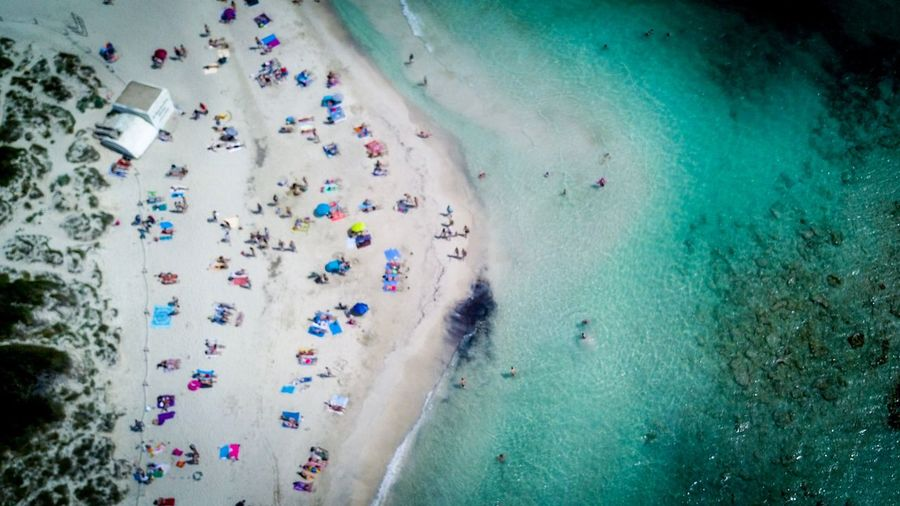 Beach Vibes Fromwhereidrone Beachphotography Beach Drones Aerial View Drone  Sport Day Real People
