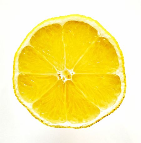 Lemon Food And Drink Fruit Studio Shot Food White Background Citrus Fruit Healthy Eating Directly Above No People Yellow Freshness Close-up Cross Section