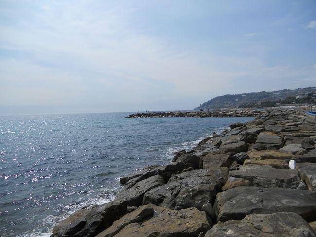 San Remo Strand ♥ Klassenfahrt Studienfahrt