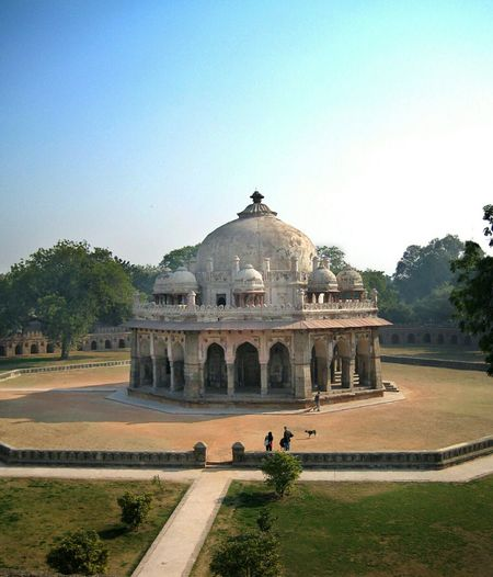 Isa Khan's Tomb || Travels Perks Of A Travelling Nerd Yesterday's Travels (Feb'08)