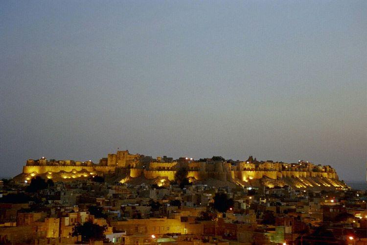 Jaisalmer Fort Rajasthan Exotic Raja Shahi Andaaz Incredible India PROUD TO BE INDIAN