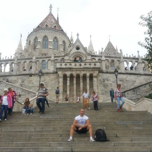 Buda castle Budavari Palota Budapest Hungary Magyarország