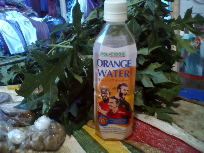orange water Bottle Indoors  Retail  Business Finance And Industry Close-up Supermarket Food Agriculture No People Day