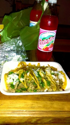 Food Tacos Peñafiel Mexico Tula, Mexico Food And Drink Indoors  No People Freshness