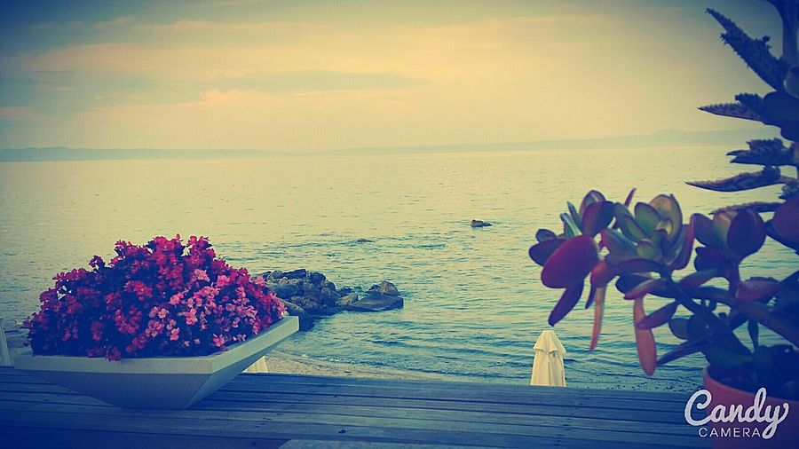 Taking Photos Holiday♡ Enjoying Life Snapshots Of Life Great Atmosphere Afitos, Greece Hello World