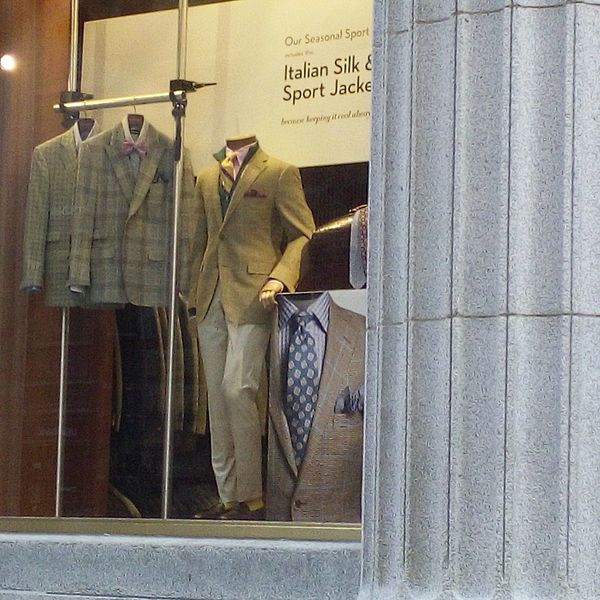 Clothing Brand Italiano Style Men