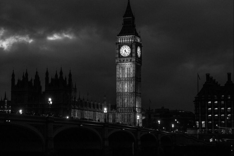 Big Ben on