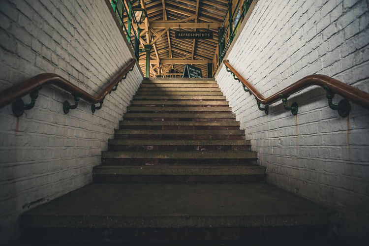 Stairs in the