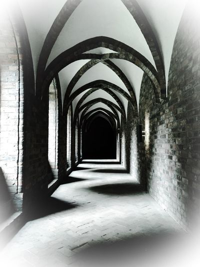 A castle in center of Elsingore, Denmark, a very peaceful place to stop by.... Edited on iPhone Copyright By Ditte Broens/Ditte Brøns