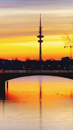 Hamburg One Love Sunset Like4likes