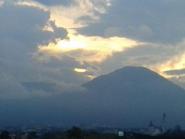 volcan de S.S.
