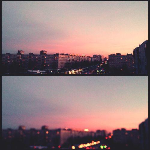Saint-Petersburg Sundown Winter Gourgeous Window Light Way