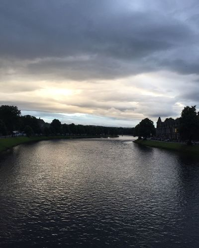 No Filter Highlands Inverness Scotland Skyporn Sky Water Ness Beauty Picture