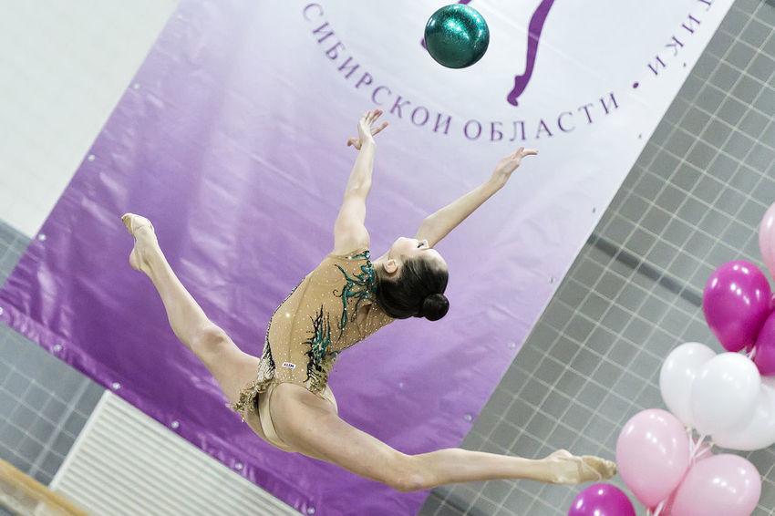 RG Balance Ball Gymnastics Planche Sport Sports Photography