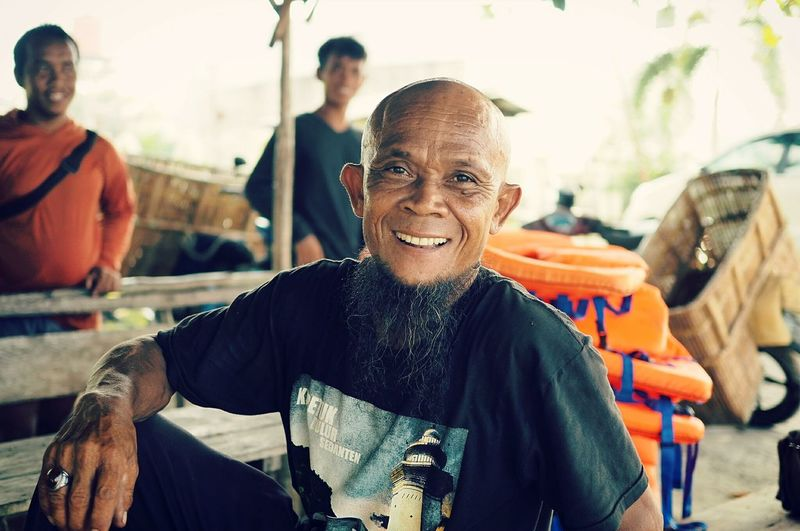 The Portraitist - 2016 EyeEm Awards Everybodystreet Street Portrait Portrait Streetphotography Portraiture Belitung EyeEm Indonesia