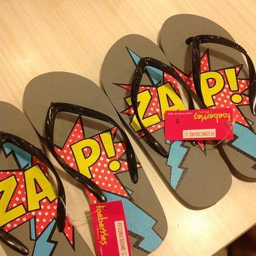 Couple slippers :) <3 Toeberries Zap !