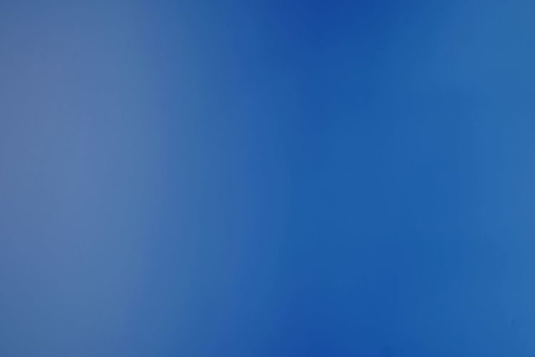 Blauverlauf Blue Backgrounds Copy Space Full Frame No People Clear Sky Textured  Outdoors Close-up Nature Sky Day