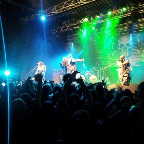 Monsters & Co on stage! Lordi METALITALIAFEST