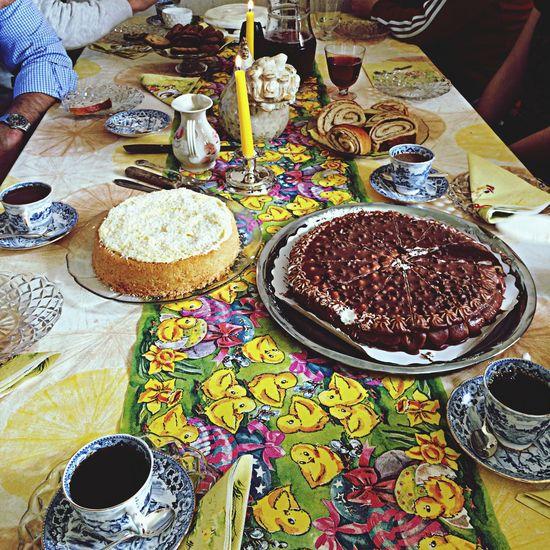 Easter Coffee Swedish Fika