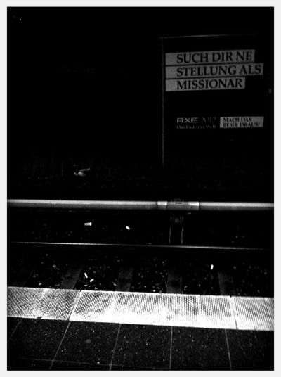 subway at House of Clouds Subway