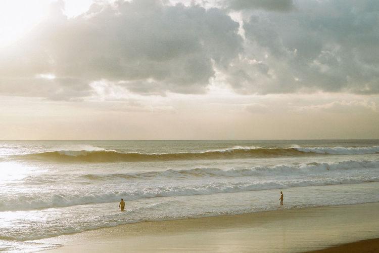 Beach in Bali.