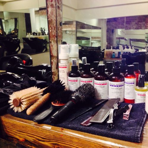 Shear Miracle Hair Products At The Salon Hair Brushes