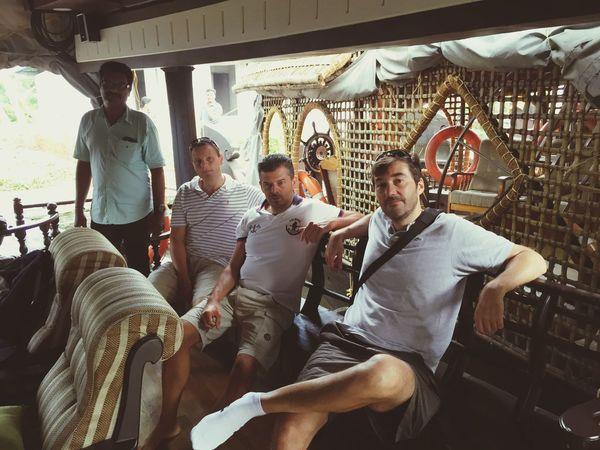 Connected By Travel alla scoperta del Kerala e del Tamilnadu qui su di una Boathouse assieme al capitano 🌏my Life⛩ 🤠my Holidays😎 White Socks
