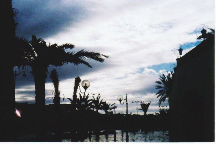 Hammamet winter clouds around 15 years ago First Eyeem Photo Tunisia Cloud Formations Stormy Sky Lost In The Landscape