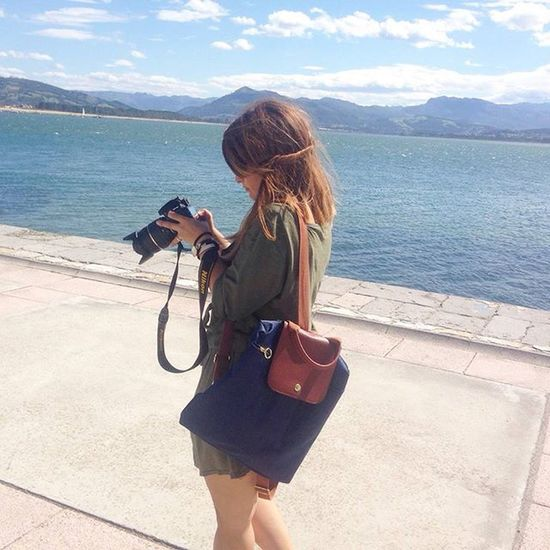 Picoftheday Love Photoshoot Spain2015🇪🇸 Backpack Casual Outfitpost Travel