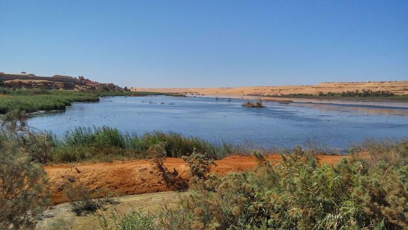 Laayoune Sahara Desert Sakia El Hamra River El Aaiún