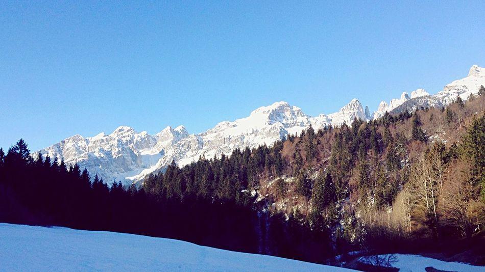 Ski Snow Sun Fun Andalo Holliday Travel