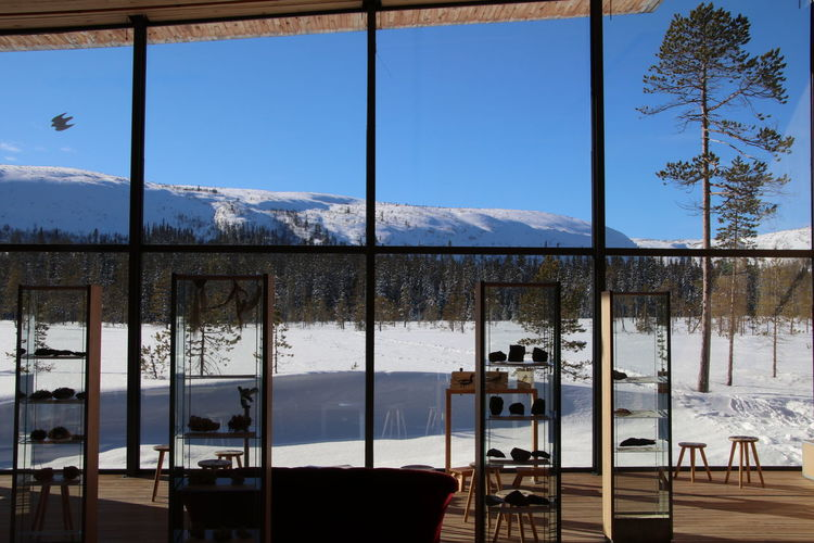 Architecture Beautiful View Fulufjället National Park Inside Out View Mountain Mountain Range Naturrum No Edit/no Filter Sky Window
