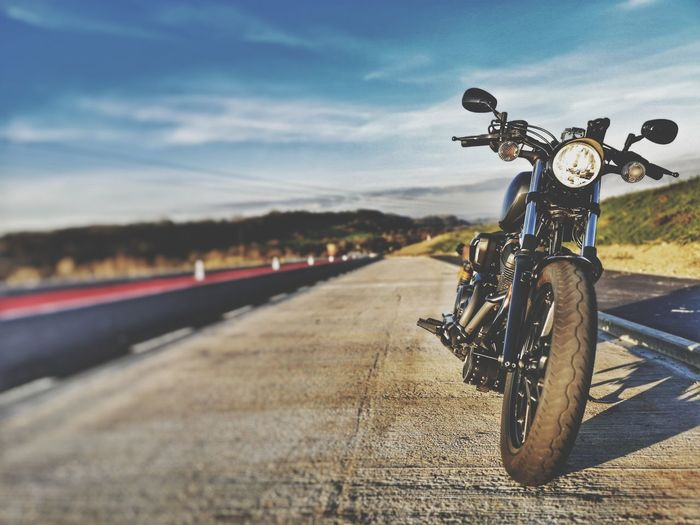 Freebird... highway to hell... motorcycle tramp
