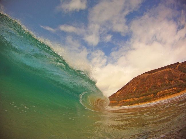 Sandy beach, Oahu. Photo done by Brennon Jacinto follow him on Instagram brennon_jacinto BIG UPS ON THIS ONE HAWAIIAN!