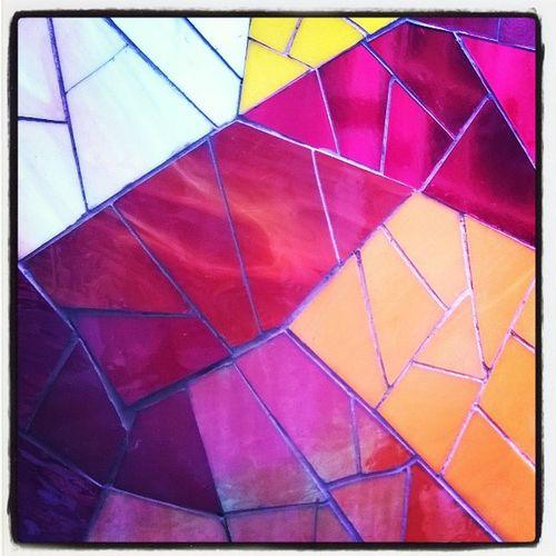 Mosaic Detail Calavera  Nikkidesaintphalle 104 Paris