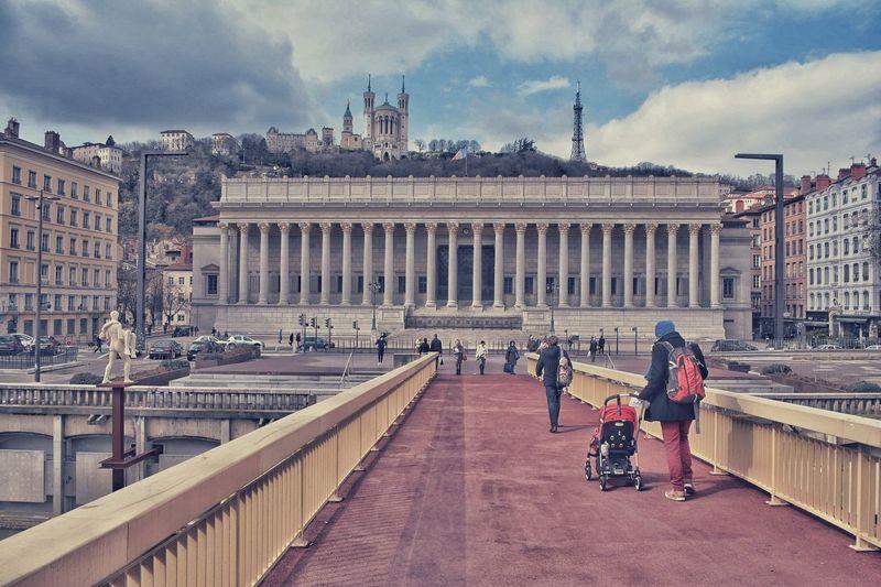 EyeEm Best Shots EyeEm Gallery EyeEmBestPics Showcase March EyeEm France Q Capture The Moment The Changing City Lyon I Love My City