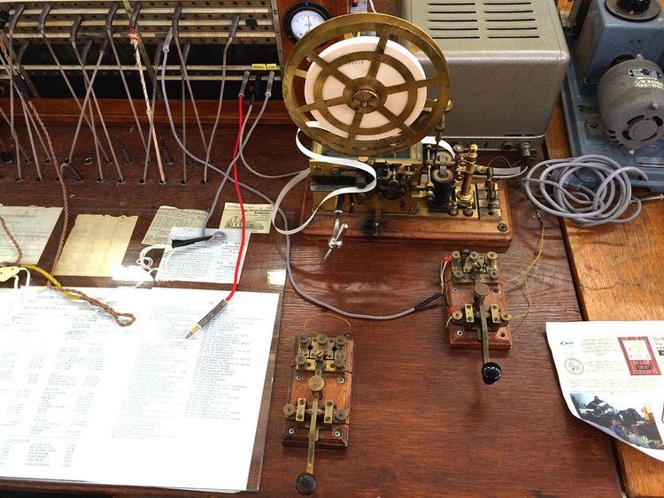 Telegraph Keys Vintage Technology Super Retro Grimeton