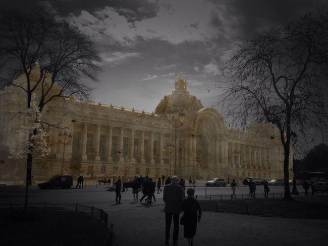 Grandpalais Paris France