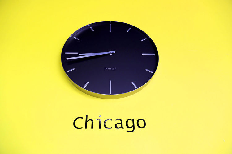 Time is clicking Chicago Chicago Clock Chicago Time Time Of Chicago Clock On The Wall Clock On Wall Clocks Time Time Is Up Troisdorf Watch
